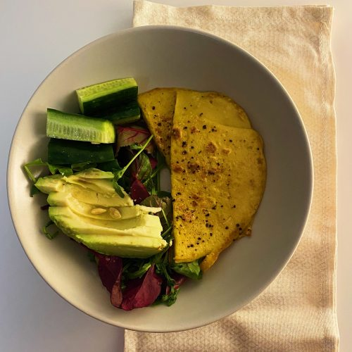 vegan omlette purrrfect kitchen